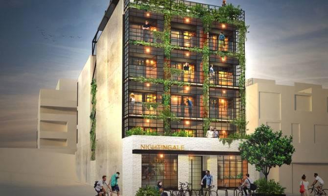 Nightingale Melbourne Housing Project Breathe Architecture