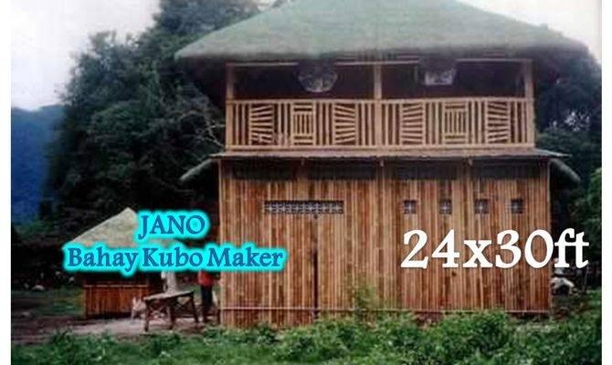 Nipa Hut Everything Bahay Kubo