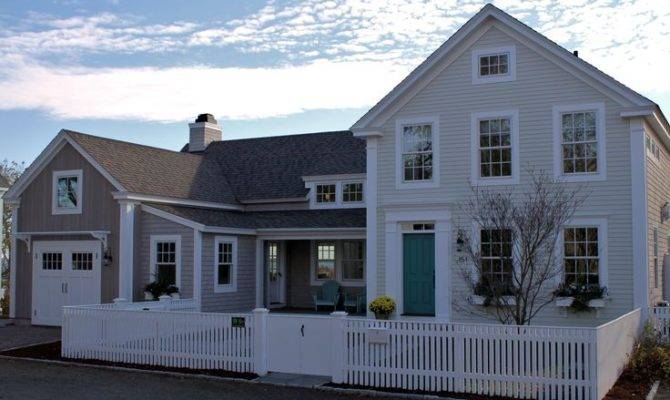 Noank Cottage New England Design Home Inspiration Pinterest