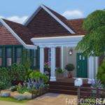 Nora House Fake Houses Real Awesome Sims Updates