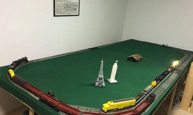 Norbert American Flyer Trains Layouts
