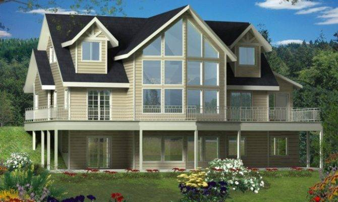 Northwest House Plan Alp Chatham Design Group Plans