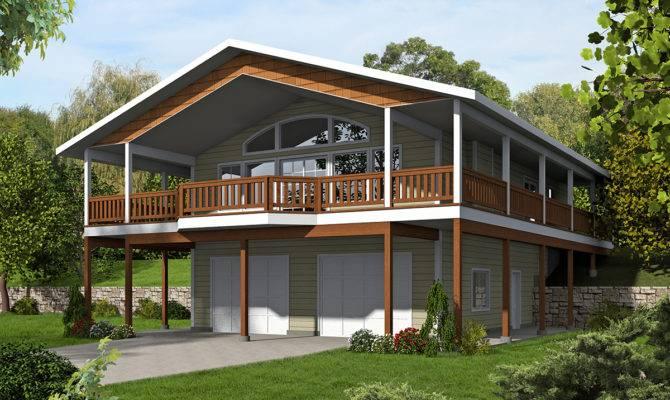 Northwest House Plan Splendid Wrap Around Porch