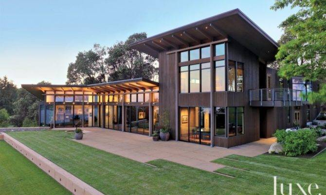 Northwest Modern Home Architecture