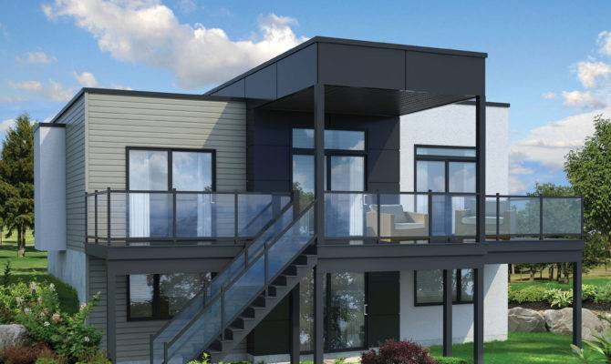 Northwest Modern House Plans