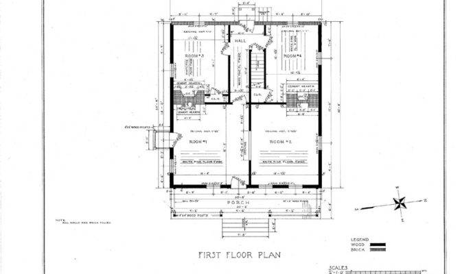 Not Pseudo Colonial Tract House Find Plan