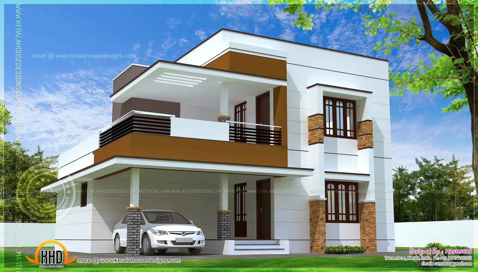 November Kerala Home Design Floor Plans House Plans 17990