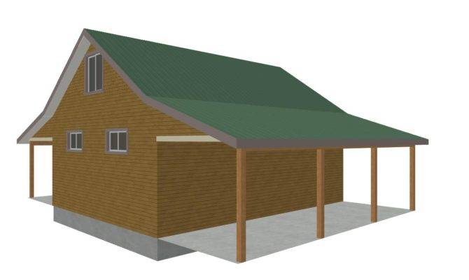 Now Eol Pole Barn Plans