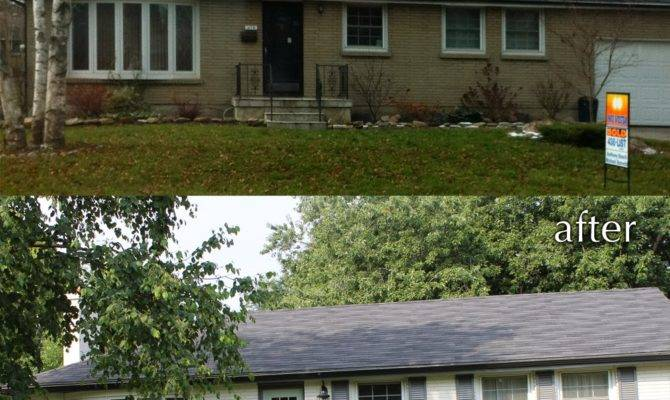 Nutmeg Company Home Before After Curb Appeal Part