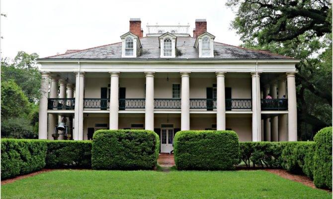 Oak Alley Historic Louisiana Homes Plantations
