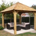 Oak Frame Gazebos Wooden