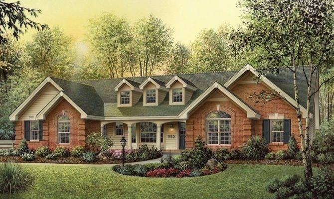 Oakbury Country House Plan Alp Chatham Design Group