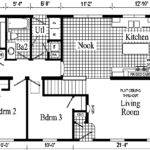 Oakland Ranch Style Modular Home Pennwest Homes Model