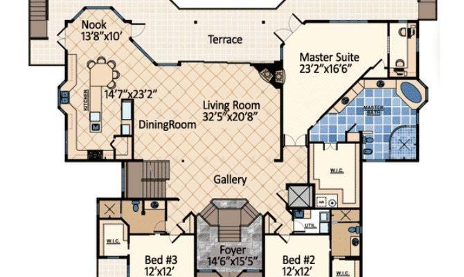 Ocean Dream House Plan Architectural Designs