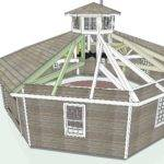 Octagon Architecture House Plans Home Floor