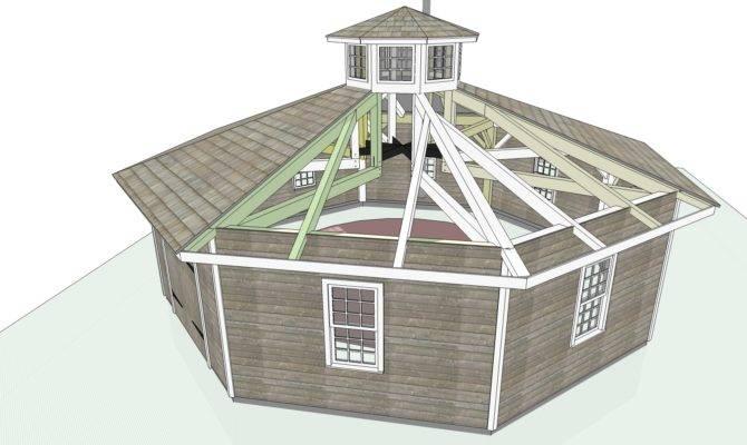 Octagon Architecture House Plans Home Floor