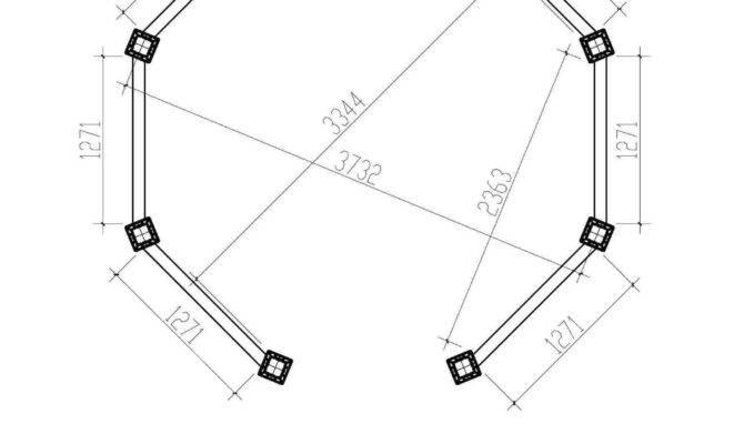 Octagon Gazebo Plans Pergola Design Ideas