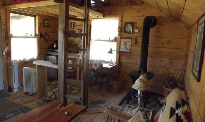 Off Grid Cabin