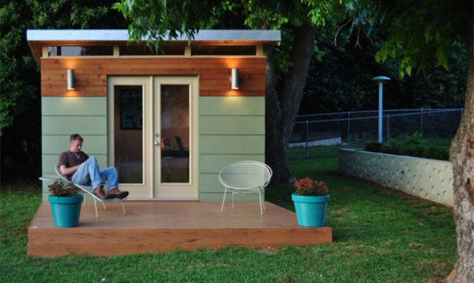 Office Guest House Pool Art Studio Garden Shed Tiny