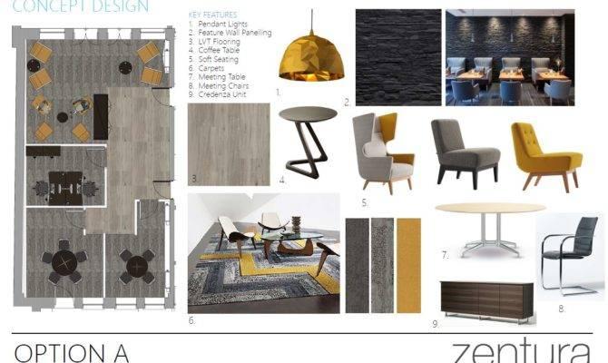 Office Interior Design Space Planning London