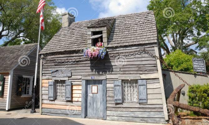 Old American School House Patriotic