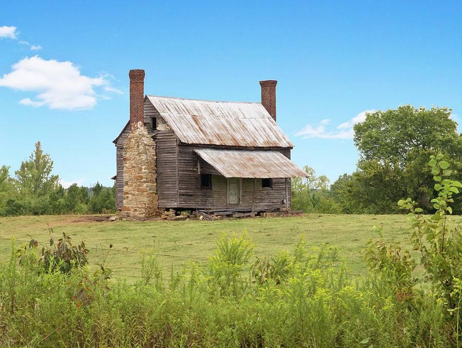Old Country Farm House Photograph Mike Covington House Plans 139854