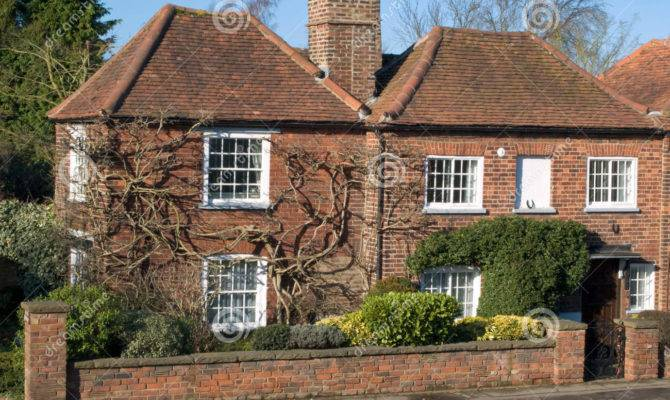 Old English Cottage Outside Tiled