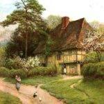 Old English Cottage Plans Home Design Decor Reviews