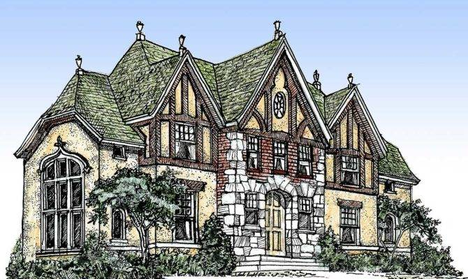 Old English Tudor House Plans House Plans 162419