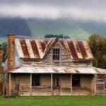 Old Farm House Friiskiwi Deriliction Photography