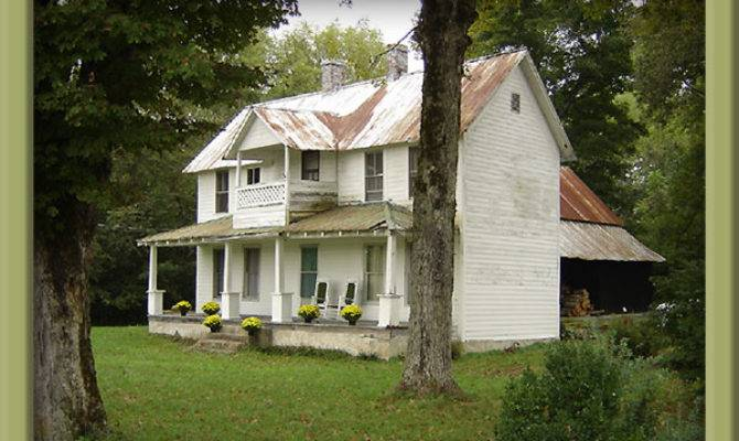 Old Farmhouse Little House Design