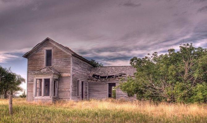 Old Farmhouse Photograph Kateley