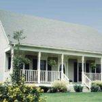 Old Farmhouse Style House Plans