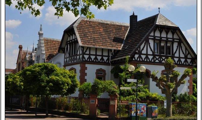 Old Fashioned Houses Rheinland Pfalz West