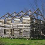 Old Fashioned Log Home Sentimental Appeal Antique Builds