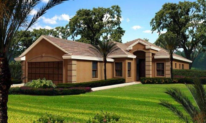 Old Florida Style House Plans Designs