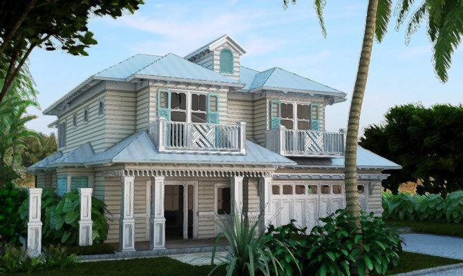 Old Florida Style House Plans Plan