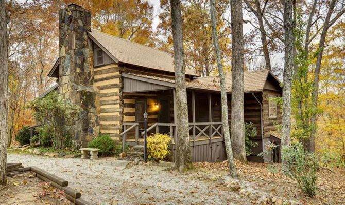 Old Hunt Country Log Cabin Circa Houses Sale