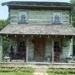 Old Log Cabin Days Gone Pinterest Cabins