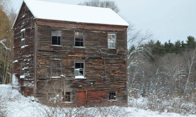 Old New England Home Mass Owned All Land