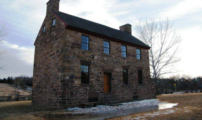 Old Stone House Manassas Virginia Stierch