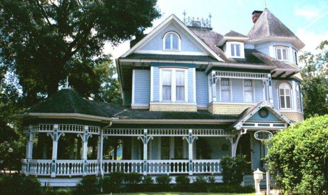 Old Victorian Homes Style House Plans Small