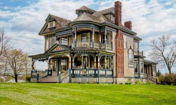 Old Victorian House Design Ideas Gothic Revival