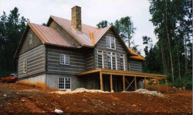 Old Virginia Hand Hewn Log Homes Inc