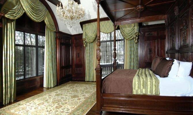 Old World Gothic Victorian Interior Design March