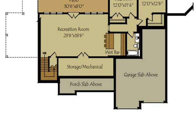 olde stone cottage house plan max fulbright designs