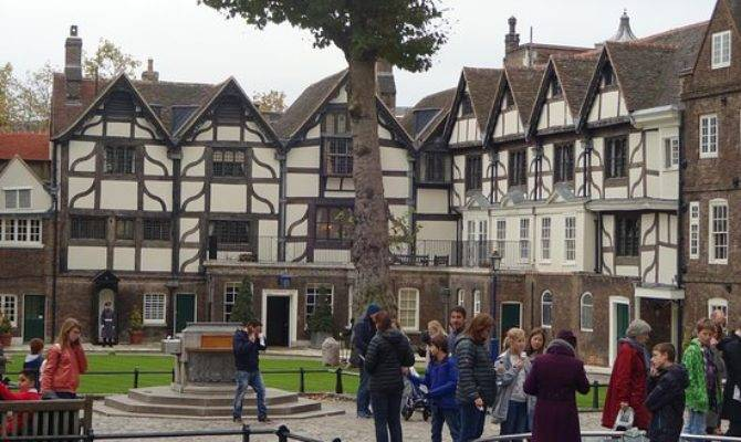 Oldest Tudor Houses City London They Survived