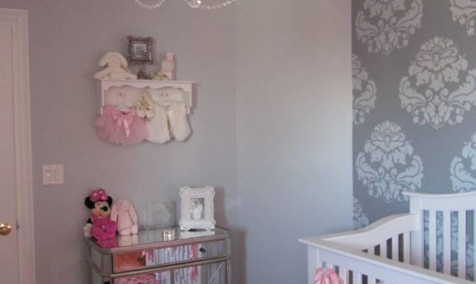 Olivia Shabby Chic Nursery Project