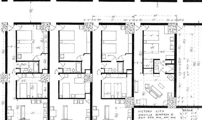 One Bedroom Apartment Floor Plans Eapartment