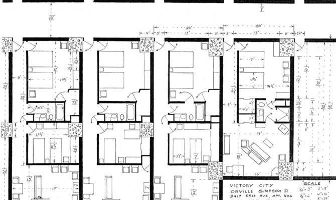 One Bedroom Apartments Floor Plans Apartment